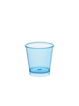COPO SHOT IBÉRICO AZUL 3CL PS