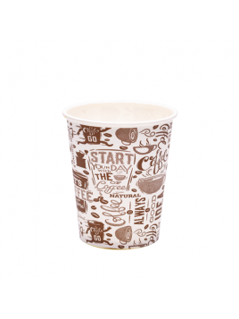 "COPO VENDING ""START YOUR DAY"" 6OZ / 180ML CARTÃO / PAPEL"