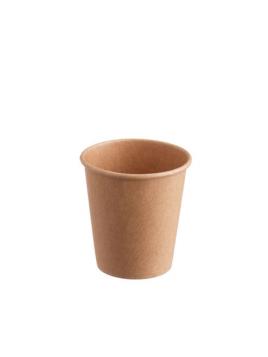 COPO CAFE 100% KRAFT 10CL / 100ML PAPEL / CARTÃO