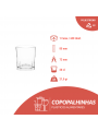 COPO CAIPIRA 20CL PS