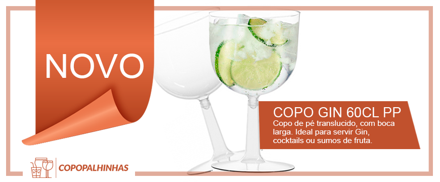 COPO GIN 60CL PP