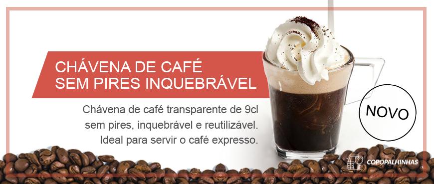 Chávena café inquebrável